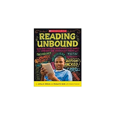 Scholastic Reading Unbound Reading & Writing Workbook, Grade 6 - Grade 12 [eBook]