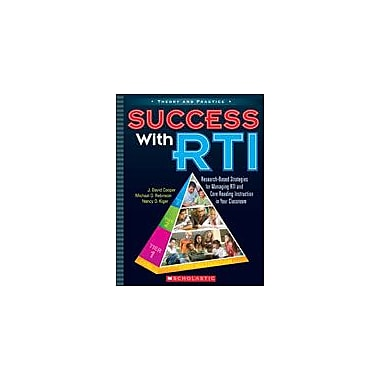Scholastic Success With Rti Reading & Writing Workbook, Kindergarten - Grade 5 [eBook]