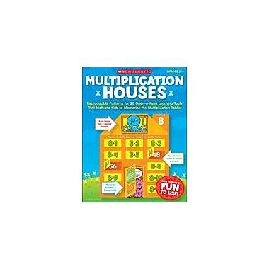 Scholastic Multiplication Houses Math Workbook, Grade 2 - Grade 5 [eBook]