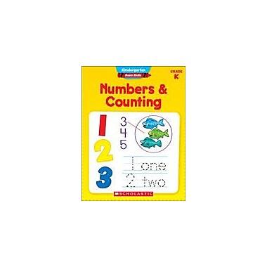 Scholastic Kindergarten Basic Skills: Numbers and Counting Math Workbook, Kindergarten [eBook]