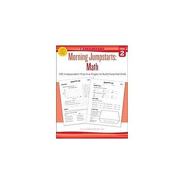 Scholastic Morning Jumpstarts: Math Math Workbook, Grade 2 [eBook]