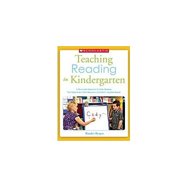 Scholastic Teaching Reading In Kindergarten Reading & Writing Workbook, Kindergarten [eBook]