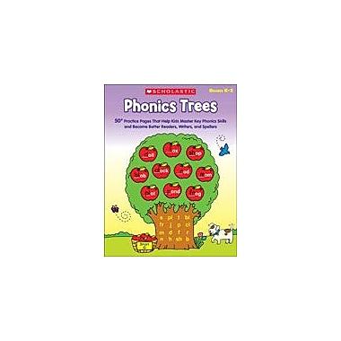 Scholastic Phonics Trees Reading & Writing Workbook, Kindergarten - Grade 2 [eBook]