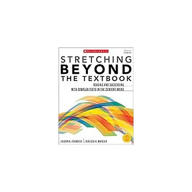Scholastic Stretching Beyond the Textbook Reading & Writing Workbook, Grade 6 - Grade 12 [eBook]