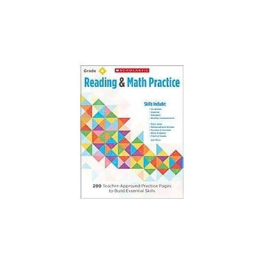 Scholastic Reading & Math Practice: Grade 4 Reading & Writing Workbook, Grade 4 [eBook]