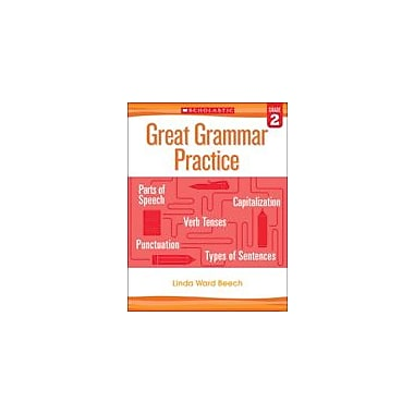 Scholastic Great Grammar Practice: Grade 2 Reading & Writing Workbook, Grade 2 [eBook]