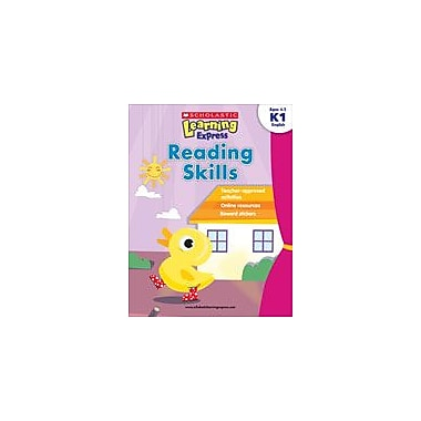 Scholastic Scholastic Learning Express: Reading Skills: Kindergarten - Grade 1, Kindergarten - Grade 1 [eBook]