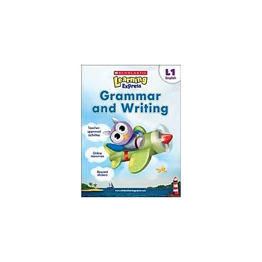 Scholastic Scholastic Learning Express Level 1: Grammar and Writing Reading & Writing Workbook, Grade 1 [eBook]
