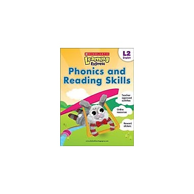 Scholastic Scholastic Learning Express Level 2: Phonics and Reading Skills Reading & Writing Workbook, Grade 2 [eBook]