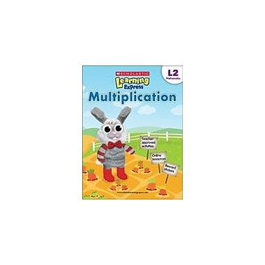 Scholastic Scholastic Learning Express Level 2: Multiplication Math Workbook, Grade 2 [eBook]