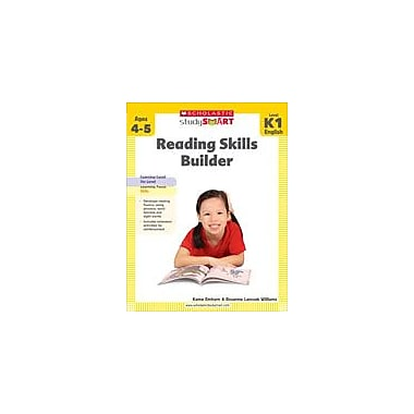 Scholastic Scholastic Study Smart: Reading Skills Builder: Kindergarten - Grade 1, Kindergarten - Grade 1 [eBook]