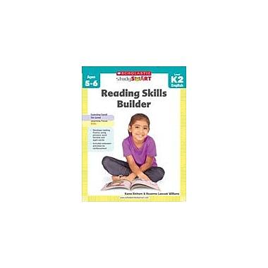 Scholastic Scholastic Study Smart: Reading Skills Builder: Kindergarten - Grade 2, Kindergarten - Grade 2 [eBook]