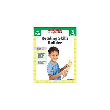 Scholastic Scholastic Study Smart: Reading Skills Builder: Level 2 Reading & Writing Workbook, Kindergarten - Grade 2 [eBook]