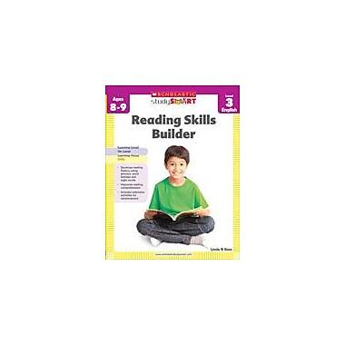 Scholastic Scholastic Study Smart: Reading Skills Builder: Level 3 Reading & Writing Workbook, Kindergarten - Grade 3 [eBook]