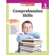 Scholastic - Manuel de Scholastic Smart Comprehension Skills Level 3 Reading and Writing, 3e année [livre numérique]