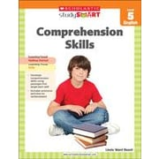 Scholastic - Manuel de Scholastic Smart Comprehension Skills Level 5 Reading and Writing, 5e année [livre numérique]