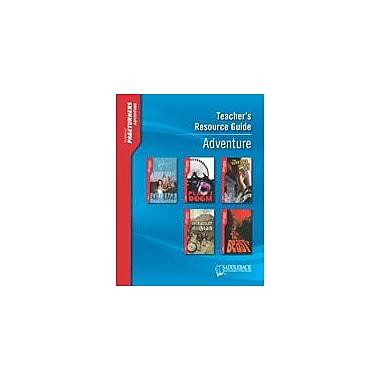 Saddleback Educational Publishing Adventure Teacher's Guide Test Prep Workbook, Grade 9 - Grade 12 [eBook]