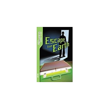 Saddleback Educational Pub. Escape From Earth Reading & Writing Workbook, Grade 9 - Grade 12 [eBook]