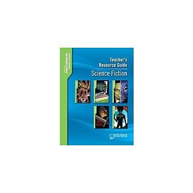 Saddleback Educational Publishing Science Fiction Teacher's Guide Test Prep Workbook, Grade 9 - Grade 12 [eBook]