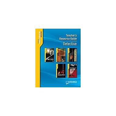 Saddleback Educational Publishing Detective Teacher's Resource Guide Test Prep Workbook, Grade 9 - Grade 12 [eBook]