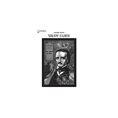 Saddleback Educational Publishing The Best of Poe Study Guide Test Prep Workbook, Grade 9 - Grade 12 [eBook]