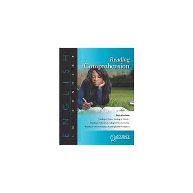 Saddleback Educational Publishing Reading Comprehension Reading & Writing Workbook, Grade 6 - Grade 12 [eBook]
