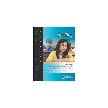 Saddleback Educational Publishing Spelling Reading & Writing Workbook, Grade 6 - Grade 12 [eBook]