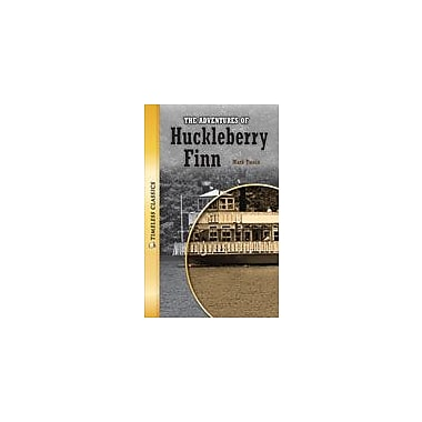 Saddleback Educational Publishing The Adventures of Huckleberry Finn Reading & Writing Workbook, Grade 9 - Grade 12 [eBook]