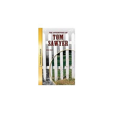 Saddleback Educational Publishing The Adventures of Tom Sawyer Reading & Writing Workbook, Grade 9 - Grade 12 [eBook]