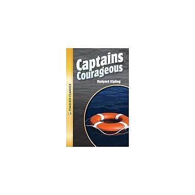 Saddleback Educational Publishing Captains Courageous Reading & Writing Workbook, Grade 9 - Grade 12 [eBook]