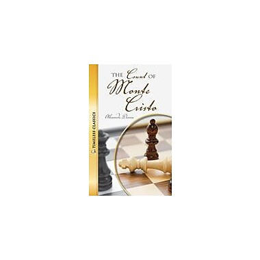 Saddleback Educational Publishing The Count of Monte Cristo Reading & Writing Workbook, Grade 9 - Grade 12 [eBook]