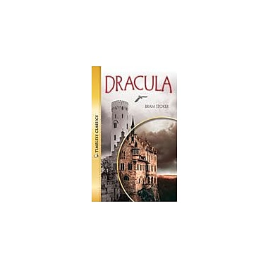 Saddleback Educational Publishing Dracula Reading & Writing Workbook, Grade 9 - Grade 12 [eBook]