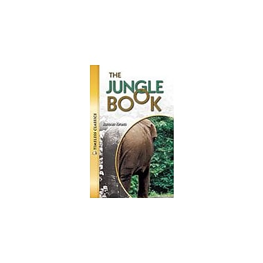 Saddleback Educational Publishing The Jungle Book Reading & Writing Workbook, Grade 9 - Grade 12 [eBook]