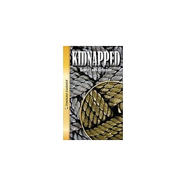 Saddleback Educational Publishing Kidnapped Reading & Writing Workbook, Grade 9 - Grade 12 [eBook]