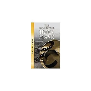 Saddleback Educational Publishing The Man In the Iron Mask Reading & Writing Workbook, Grade 9 - Grade 12 [eBook]