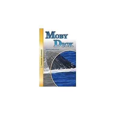 Saddleback Educational Publishing Moby Dick Reading & Writing Workbook, Grade 9 - Grade 12 [eBook]