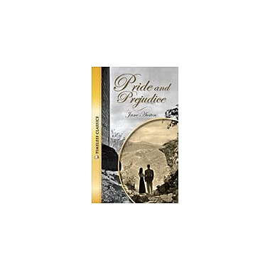 Saddleback Educational Publishing Pride and Prejudice Reading & Writing Workbook, Grade 9 - Grade 12 [eBook]