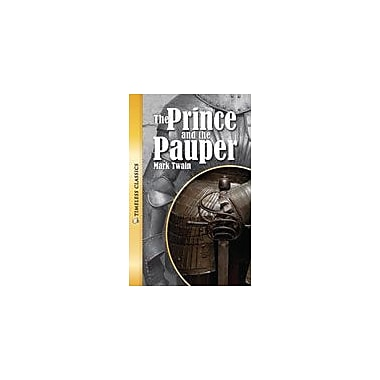 Saddleback Educational Publishing The Prince and the Pauper Reading & Writing Workbook, Grade 9 - Grade 12 [eBook]