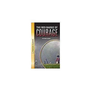 Saddleback Educational Publishing The Red Badge of Courage Reading & Writing Workbook, Grade 9 - Grade 12 [eBook]