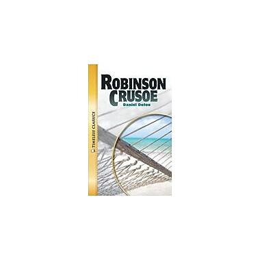 Saddleback Educational Publishing Robinson Crusoe Reading & Writing Workbook, Grade 9 - Grade 12 [eBook]