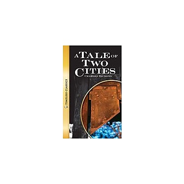 Saddleback Educational Publishing A Tale of Two Cities Reading & Writing Workbook, Grade 9 - Grade 12 [eBook]