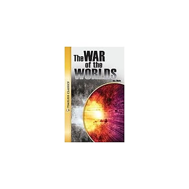 Saddleback Educational Publishing War of the Worlds Reading & Writing Workbook, Grade 9 - Grade 12 [eBook]