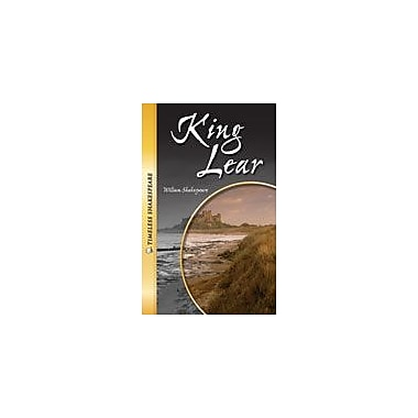 Saddleback Educational Publishing King Lear Reading & Writing Workbook, Grade 9 - Grade 12 [eBook]