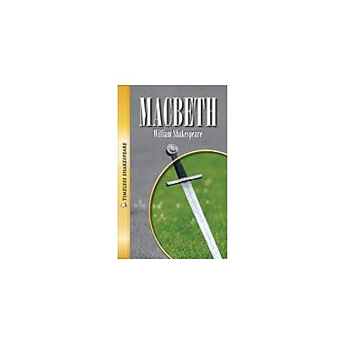 Saddleback Educational Publishing Macbeth Reading & Writing Workbook, Grade 9 - Grade 12 [eBook]