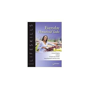 Saddleback Educational Publishing Everyday Household Tasks Character & Social Skills Workbook, Grade 9 - Grade 12 [eBook]