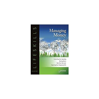 Saddleback Educational Publishing Managing Money Character & Social Skills Workbook, Grade 9 - Grade 12 [eBook]