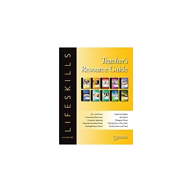 Saddleback Educational Publishing Lifeskills Teacher's Resource Guide, Grade 9 - Grade 12 [eBook]