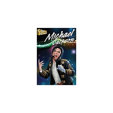 Saddleback Educational Publishing Michael Jackson Reading & Writing Workbook, Grade 9 - Grade 12 [eBook]
