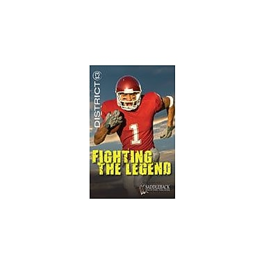 Saddleback Educational Publishing Fighting the Legend Reading & Writing Workbook, Grade 9 - Grade 12 [eBook]