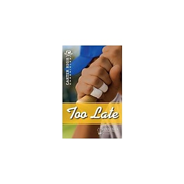 Saddleback Educational Publishing Too Late Reading & Writing Workbook, Grade 9 - Grade 12 [eBook]